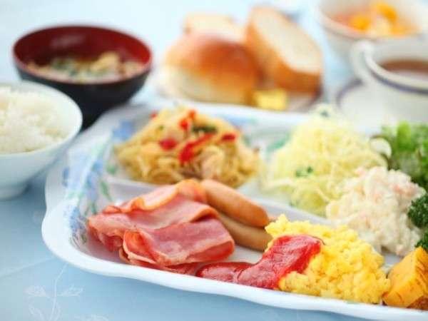 マロウドイン熊谷 / 当ホテル自慢の朝食バイキング付プラン