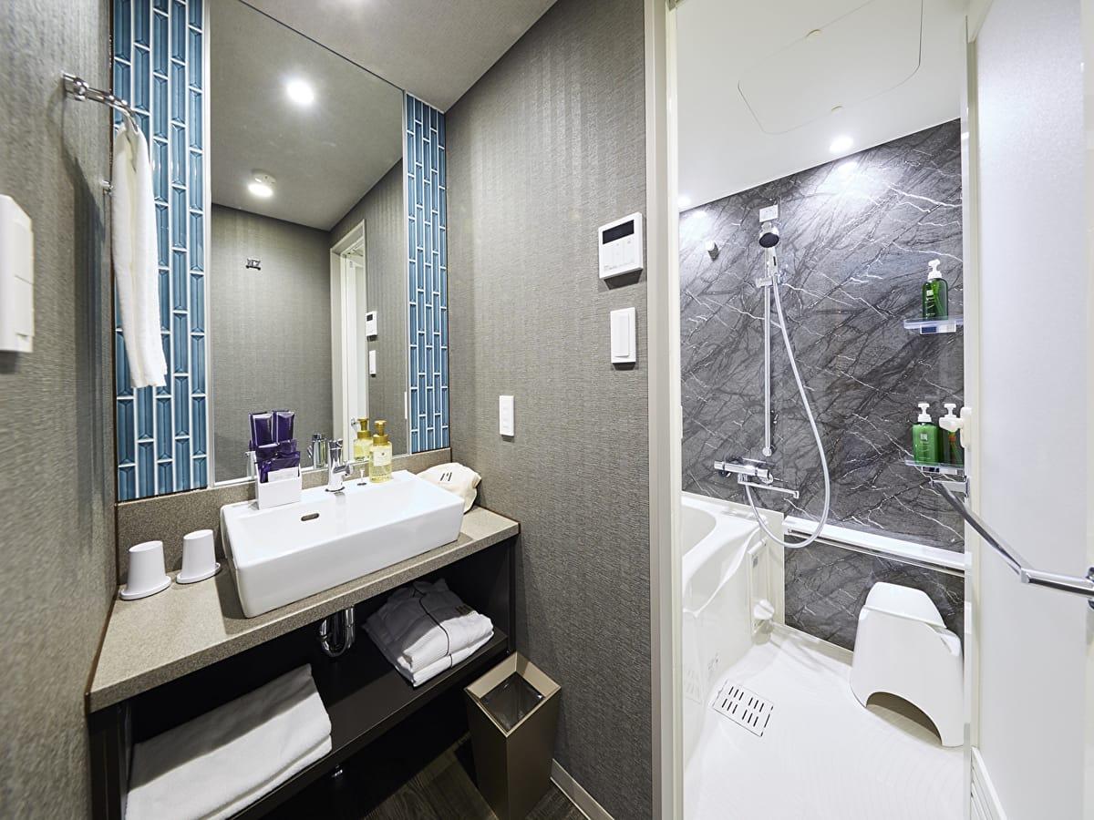 hotel MONday 東京西葛西 Annex アパルトホテルでお得なステイ☆全室キッチン・洗濯機付★