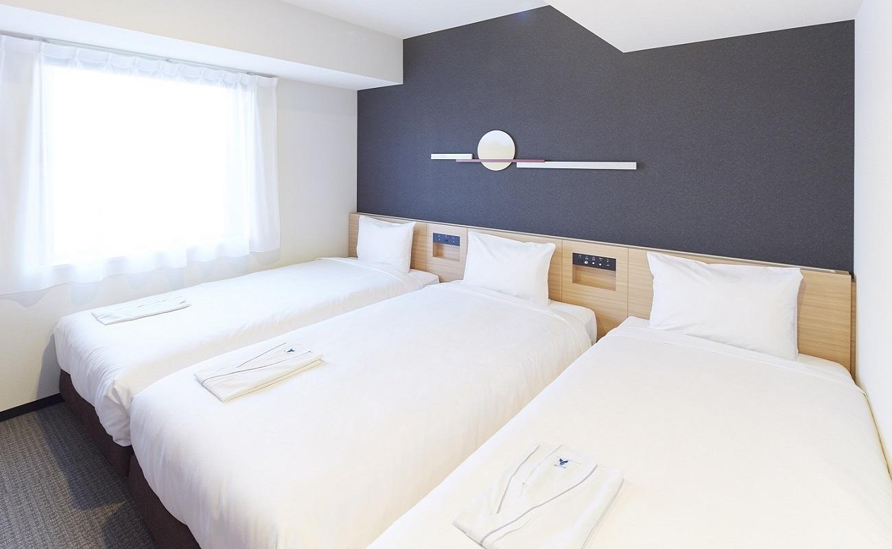 hotel MONday 東京西葛西 スタンダートトリプル