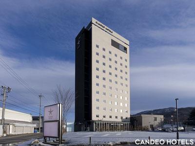 カンデオホテルズ 茅野 / 迷ったらこちら。泊まるだけのシンプル・ステイ★ビジネス・レジャーに活躍!