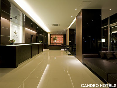 カンデオホテルズ 茅野 / 最上階のスカイスパを堪能しながら、洗練の空間でゆったりくつろぐ旅