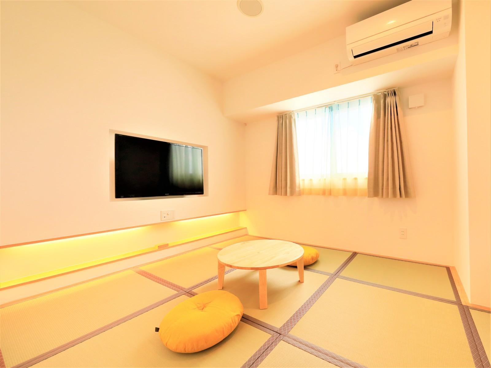 セントラルリゾート宮古島 New◆新館【Asobi】-和室/禁煙・19.4平米