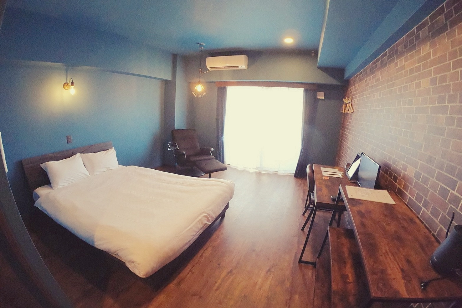 Hotel 385 /  ダブル 禁煙