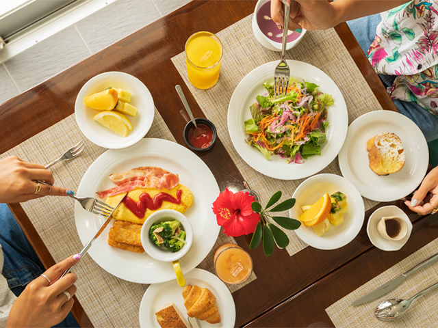 Day's Beach Hotel 瑞兆 / 【お日にち限定】伊良部ブルーの絶景×寛ぎの空間「隠れ家リゾート旅」 (朝食付き)