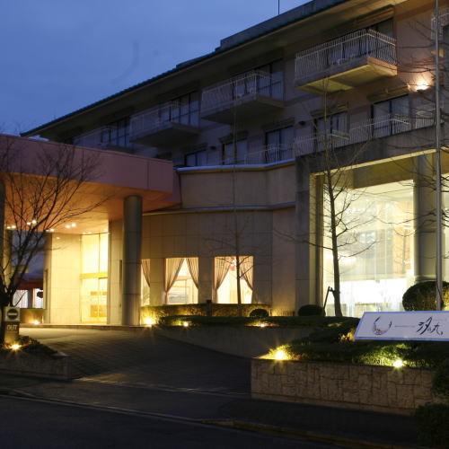 ホテルアジュール 汐の丸 / 楽々♪素泊プラン <天然温泉&お泊りのみ>