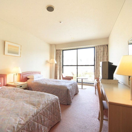 ホテルアジュール 汐の丸 / 四季折々の湯ノ浦の自然を体感する客室【スタンダード-洋室】