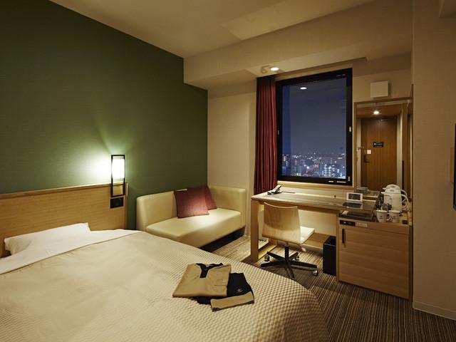 カンデオホテルズ 松山大街道 / スーペリアソファダブル
