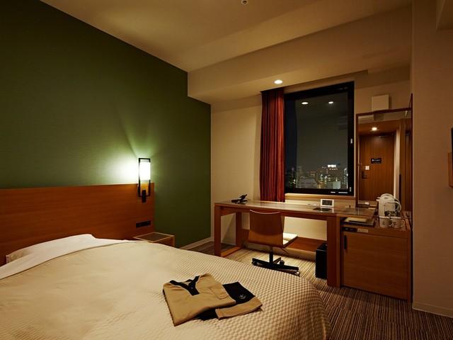 カンデオホテルズ 松山大街道 / ワイドデスクダブル