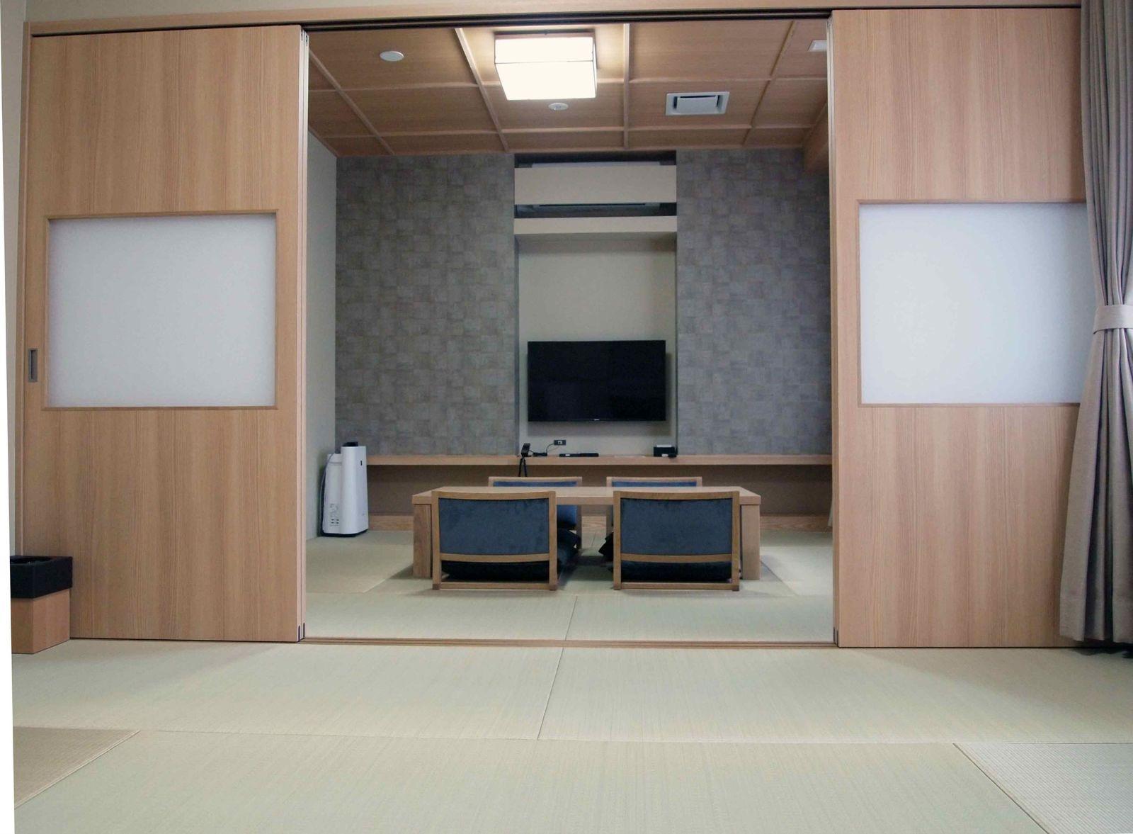 ホテル古湧園 遥 / 和室