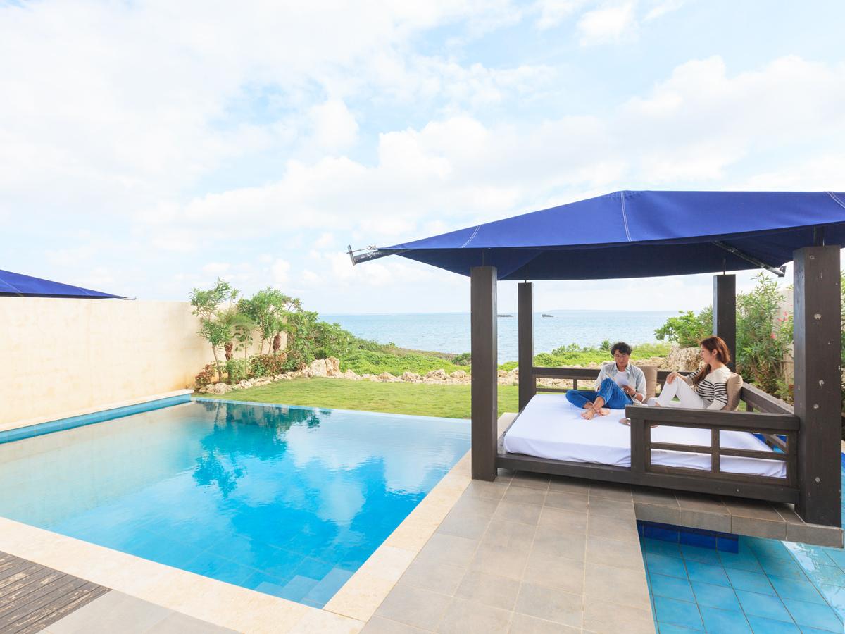 紺碧ザ・ヴィラオールスイート / <ベストレート×朝食>完全プライベートで三密回避!伊良部島で過ごす、プライベートな休日