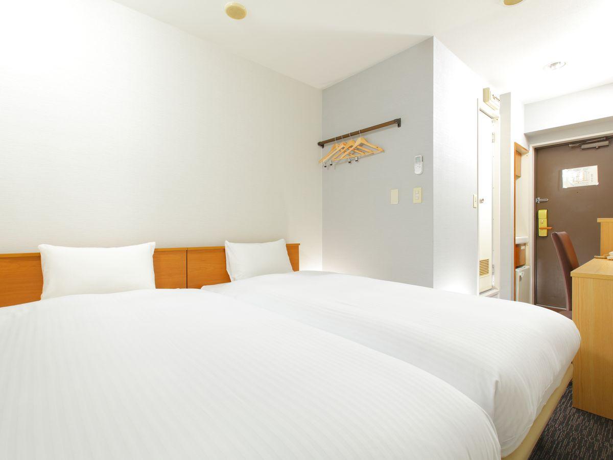 ホテルマイステイズ亀戸 / 【禁煙】別館 スタンダードツイン 12平米
