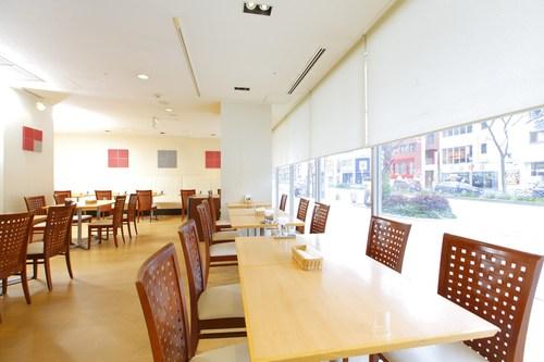ホテルマイステイズ名古屋栄 【名古屋に出張!】スタンダードプラン 広々空間での朝食付