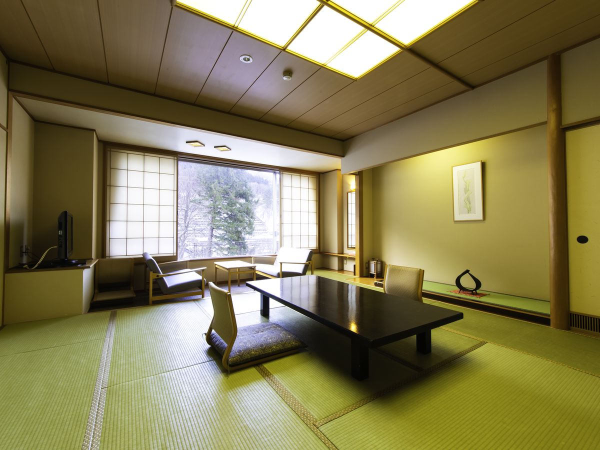 和心の宿 姫の湯 / 【禁煙】和室12畳
