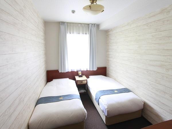 ニューオーサカホテル心斎橋 Smoking Twin Room