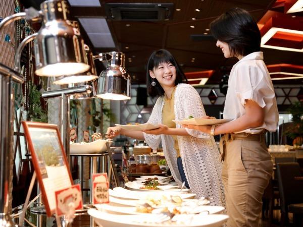九十九島ベイサイドホテル&リゾート フラッグス / ◆2食付◆<スタンダード>香ばしい食感と旨みが絶品!旬魚のポワレなど~サンセット