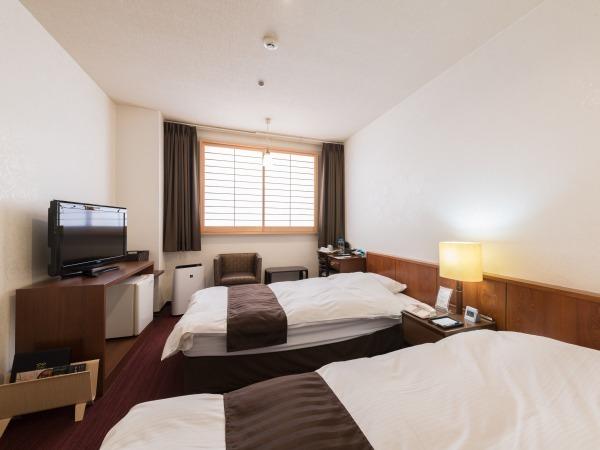 九十九島ベイサイドホテル&リゾート フラッグス / <洋室>モデレートツイン 眺望無し(20㎡)