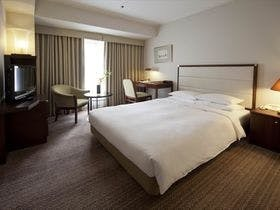 ザ サイプレス メルキュールホテル名古屋 / スタンダードダブルルーム(禁煙)ベッド幅140cm