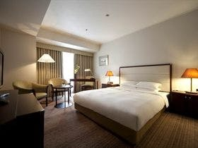 ザ サイプレス メルキュールホテル名古屋 / スーペリアクイーンルーム(喫煙)ベッド幅160cm