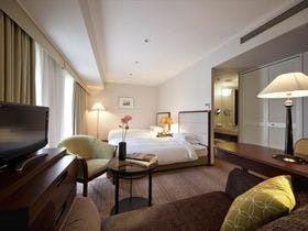 ザ サイプレス メルキュールホテル名古屋 / デラックスツインルーム(喫煙)ベッド幅120cm