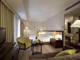 ザ サイプレス メルキュールホテル名古屋 / ハリウッドタイプ・デラックスツイン(禁煙)幅120cm