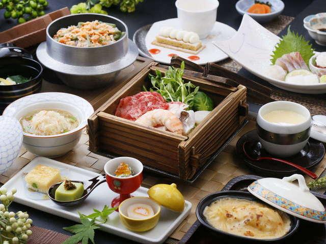 雲仙 湯元ホテル / ご夕食のみのご提供のため割引♪朝はのんびり自由な時間を満喫☆「夕食付朝食なしプラン」