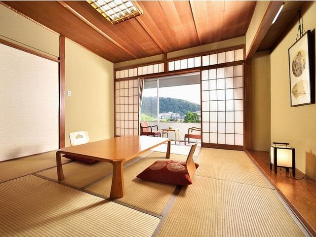 雲仙 湯元ホテル / 【全室禁煙】和室8畳(バス・洗浄機能付きトイレ)