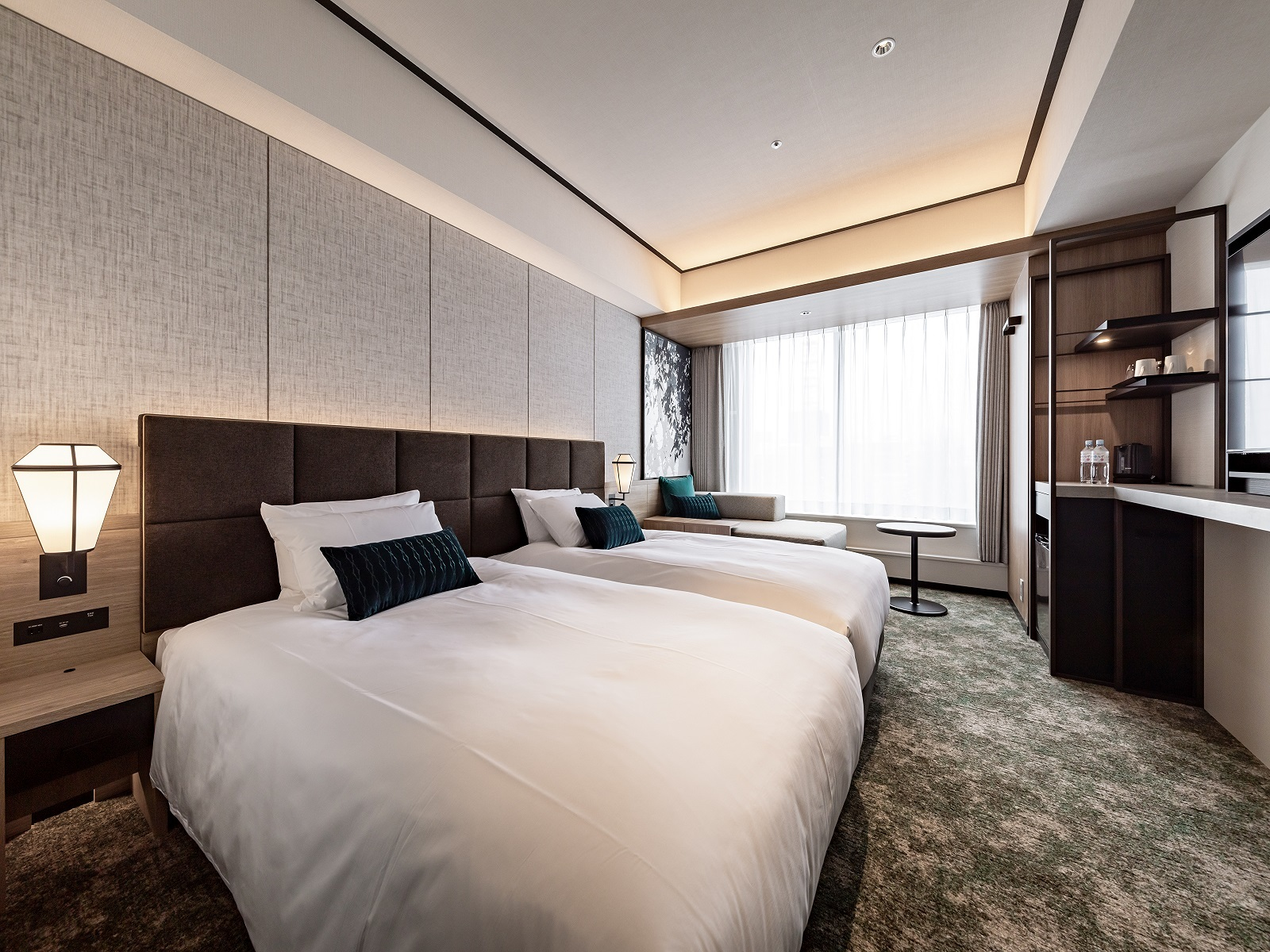 ソラリア西鉄ホテル札幌 ハリウッドツイン