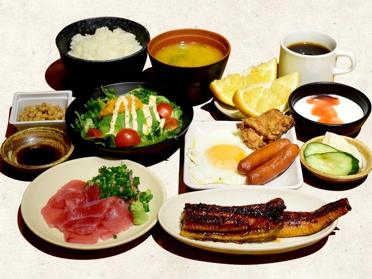 西鉄イン新宿 【期間限定】ボリューム満点 和朝食付プラン
