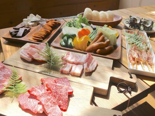 Nordisk Village Goto Islands / スタンダードプラン BBQ Sコース (夕・朝食付き)