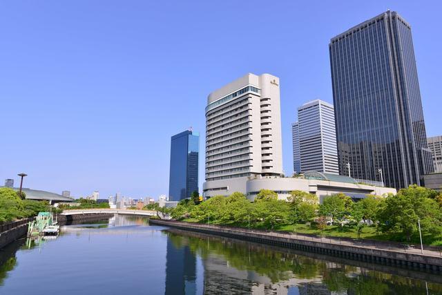 ホテルニューオータニ大阪 /  【お部屋代のみのシンプルプラン】THE NEW OTANI ベーシックステイ