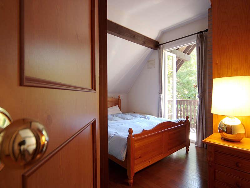 中札内農村休暇村 フェーリエンドルフ / 2階建ての貸別荘フェーリエンハウス