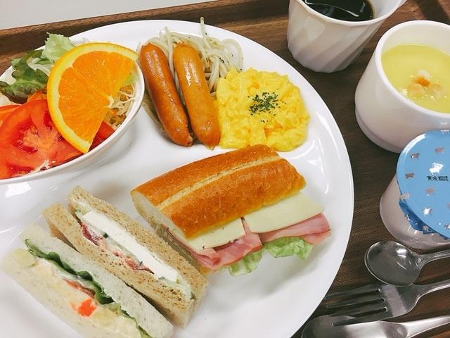 コモドホテル 一人旅&ビジネスプラン!〈朝食無料サービス〉