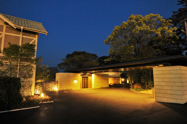 GAHAMA terrace / THE GAHAMA STAY -割烹 松秀-