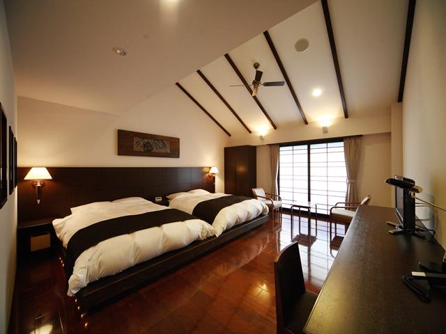 別府温泉 ホテル白菊 ワンランク上の休日◆温泉付き客室「菊万葉」スタンダードプラン