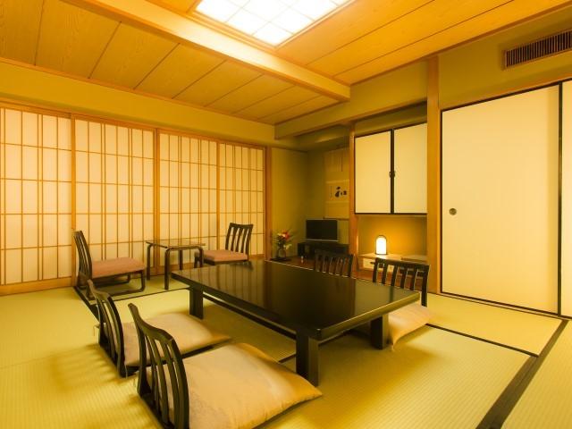 別府温泉 ホテル白菊 本館 和室(8畳タイプ/部屋食)【禁煙】
