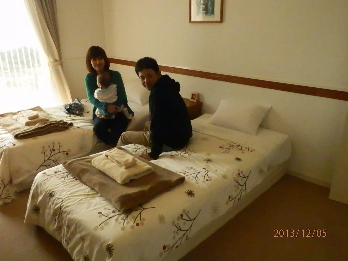 アルマリゾート 【エコノミー・ツイン】お得に泊まろう! 【低層階】 (Wi-Fi) 添い寝無料
