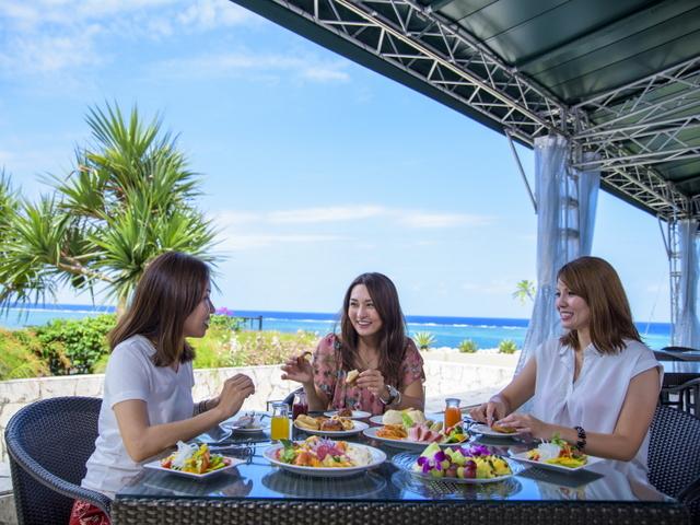 カフー リゾート フチャク コンド・ホテル / 【Ocean Front Stay】ブッフェ朝食付~Kafuuスタンダードプラン