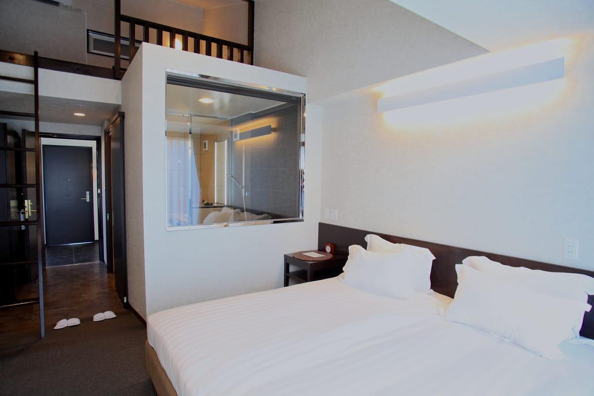 ホテル ケラマテラス / ~ 遊び心の大人空間 ロフトルームプラン ~