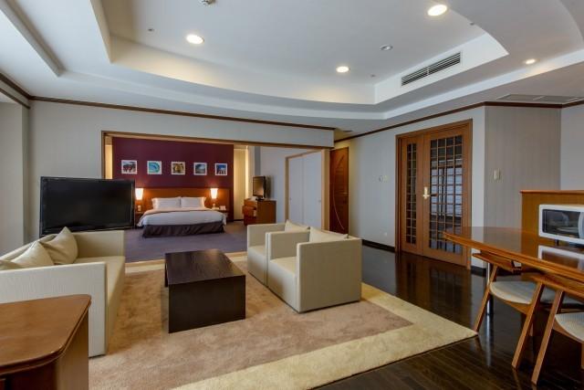 ホテルオキナワグランメールリゾート / スイートルーム タイプA(ダブル)