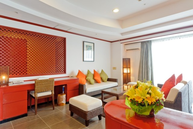 ホテルオキナワグランメールリゾート / スイートルーム タイプB(ツイン)