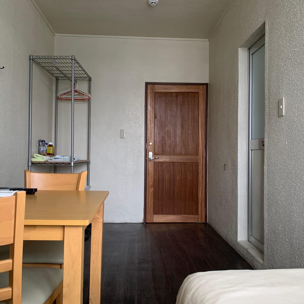 ゲストハウス マリンノート / 遠くに海が見える部屋(ダブル)プラン
