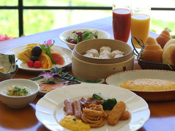 ホテルムーンビーチ / 【早割60】お先にお得!朝食ブッフェ付