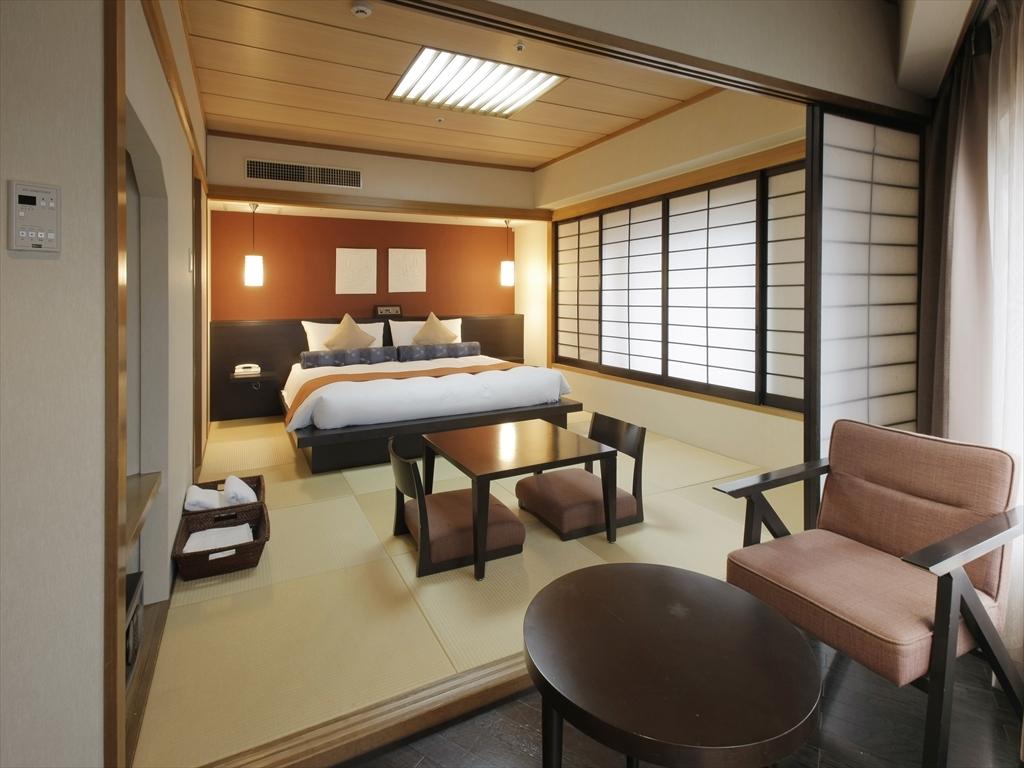 沖縄ナハナ・ホテル&スパ / 和室・ネオ琉球