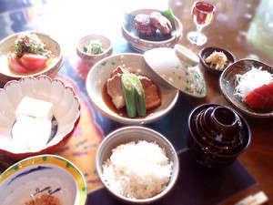 沖縄家庭料理の宿 なかはら / 沖縄家庭料理プラン