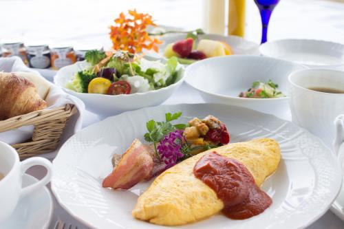 オリエンタルヒルズ沖縄 / 和朝食とアメリカンブレックファーストをお好みで。【朝食付・送迎付】