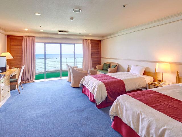 リゾートホテル ベル・パライソ / お部屋おまかせ