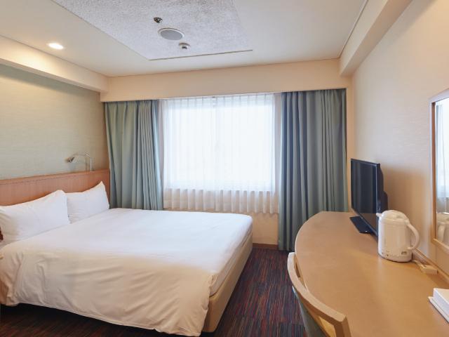 ネストホテル那覇 / ダブルルーム ◆ 喫煙室 ◆