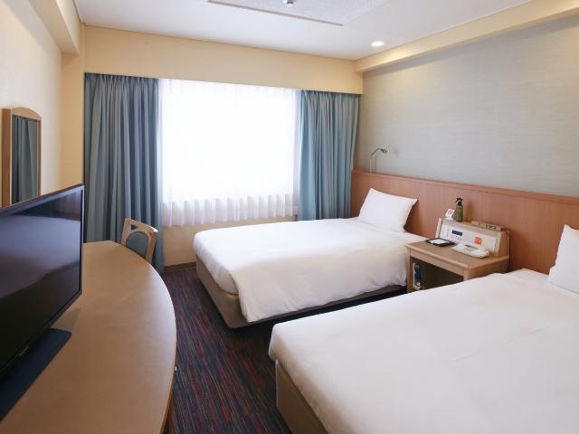 ネストホテル那覇 / ツインルーム ◆ 喫煙室 ◆