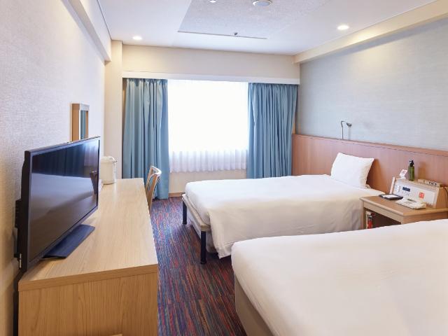 ネストホテル那覇 / ツインルーム + エキストラベッド対応可 ◆ 喫煙室 ◆