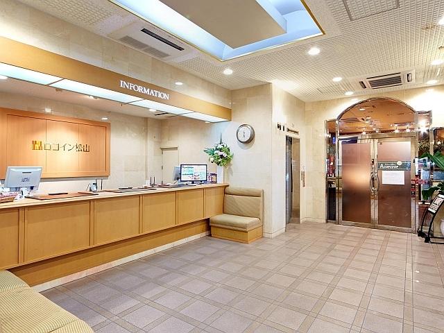 ホテル ロコイン松山 【航空券セット割】1日15室限定!ゆったり沖縄満喫♪素泊まりプラン